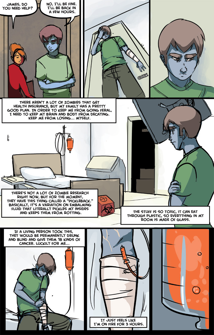 11/22/2011 – The Sterile Room
