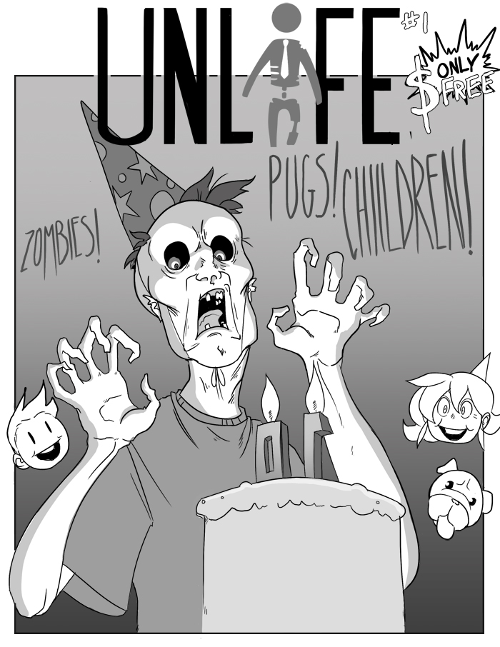 Unlife Mini – Cover