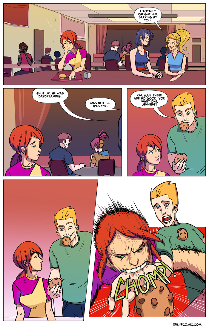 07/10/2014 – That's Extra Chewy