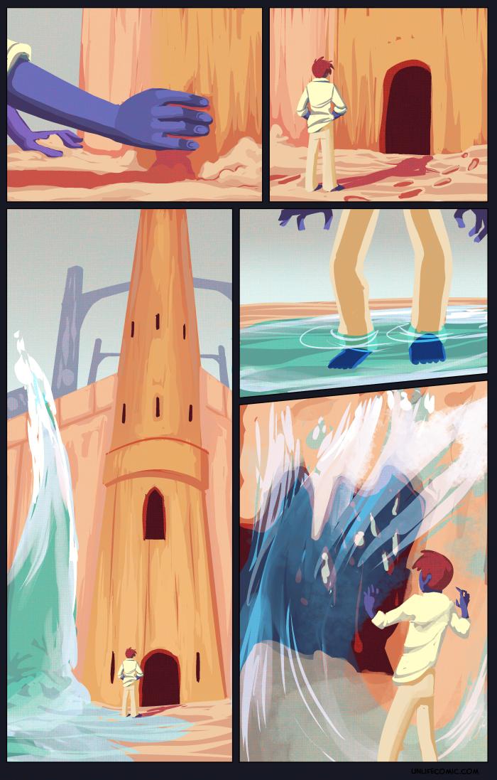 03/03/2015 – Sand Castle
