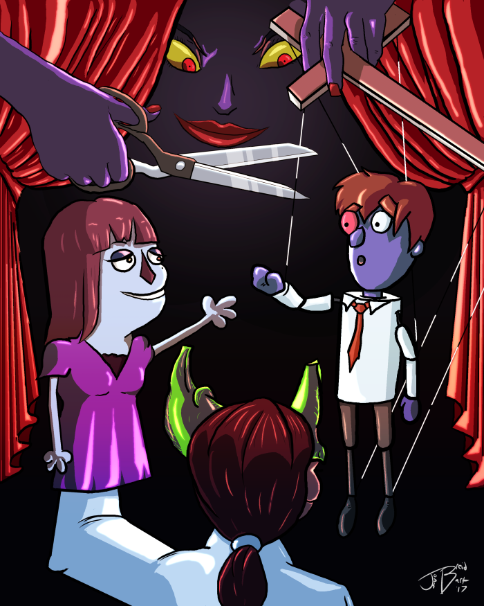 08/03/2017 – Unlife Omake Puppet Theater – By Josh Breidbart
