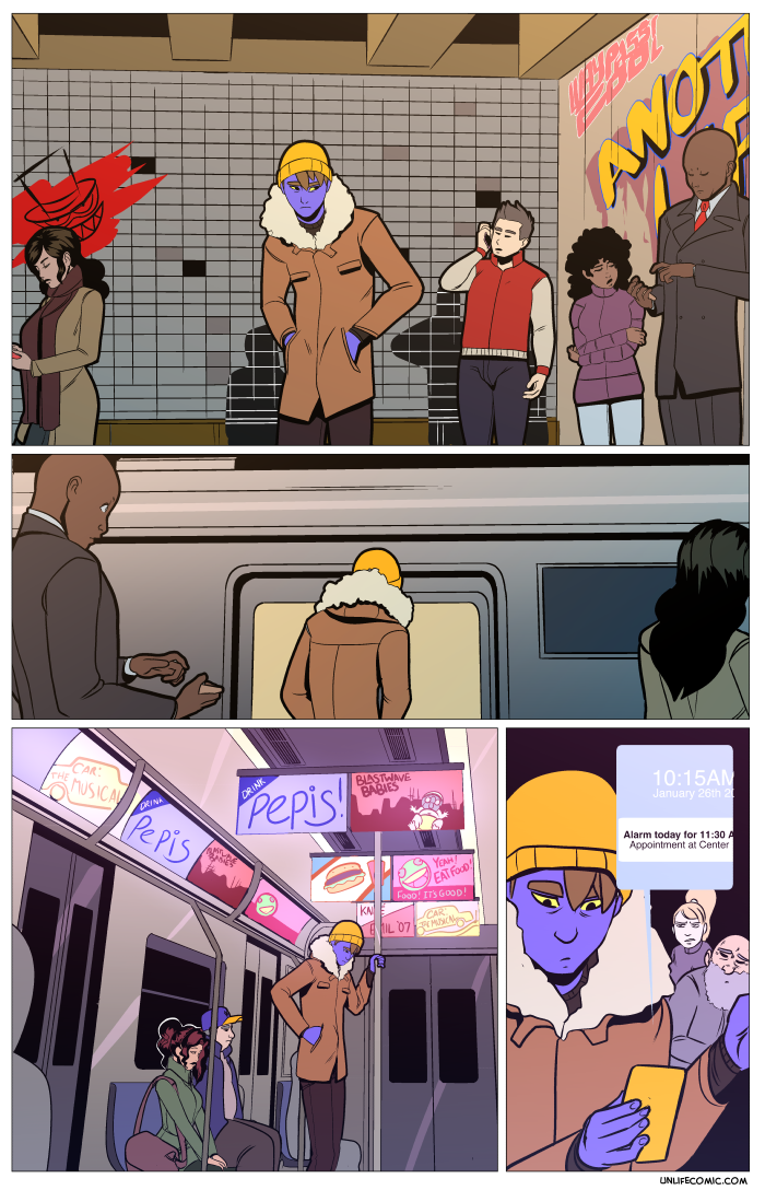 06/28/2018 – Unlife 07: Another Life – The NYC Subway